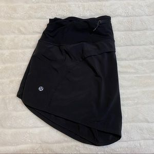 "Lululemon Run Times 4"" Short Sz 10"
